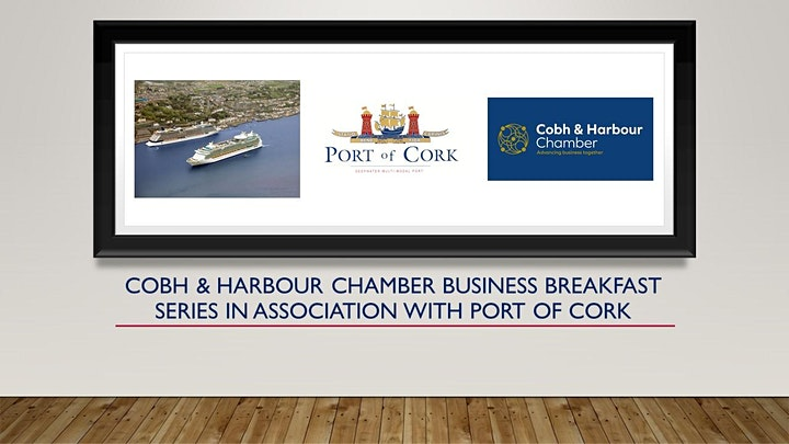 March Business Breakfast in association with Port of Cork image