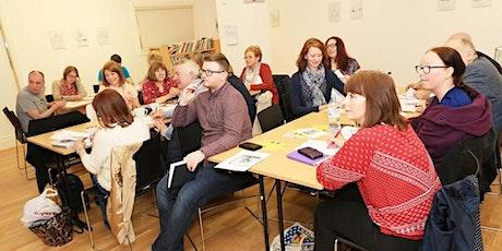 Dianchúrsa Gaeilge   Irish Language Intensive Course tickets