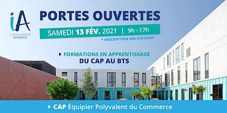 PORTES-OUVERTES | iA St-Nazaire [RDV CAP Équipier Polyvalent du Commerce] billets