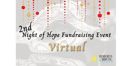 2nd Night of Hope Fundraising Event tickets