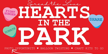 Hearts in the Park tickets