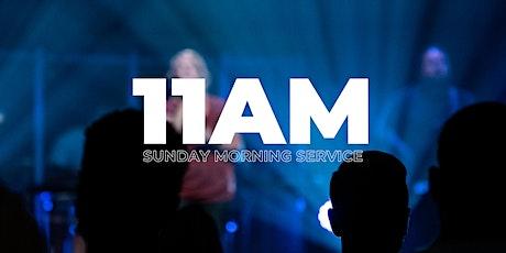 11 AM Sunday Morning Service tickets