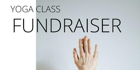Online Yoga Class Fundraiser tickets