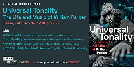 Universal Tonality Virtual Book Launch | Live Panel and Q&A tickets
