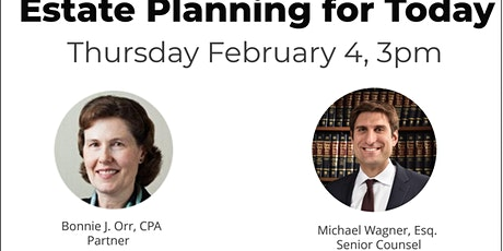 Estate Planning Today tickets