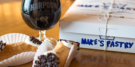 Harpoon & Mike's Pastry Cannoli Kits tickets