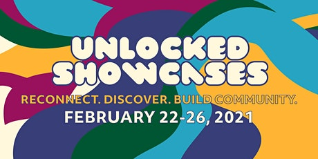 Folk Unlocked Virtual Showcases - Public Access tickets