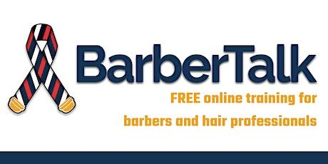 BarberTalk Online Nationwide 03.02 tickets