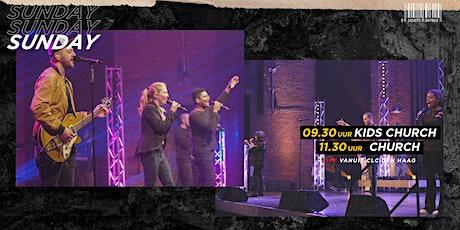 Church - zo. 31 januari tickets