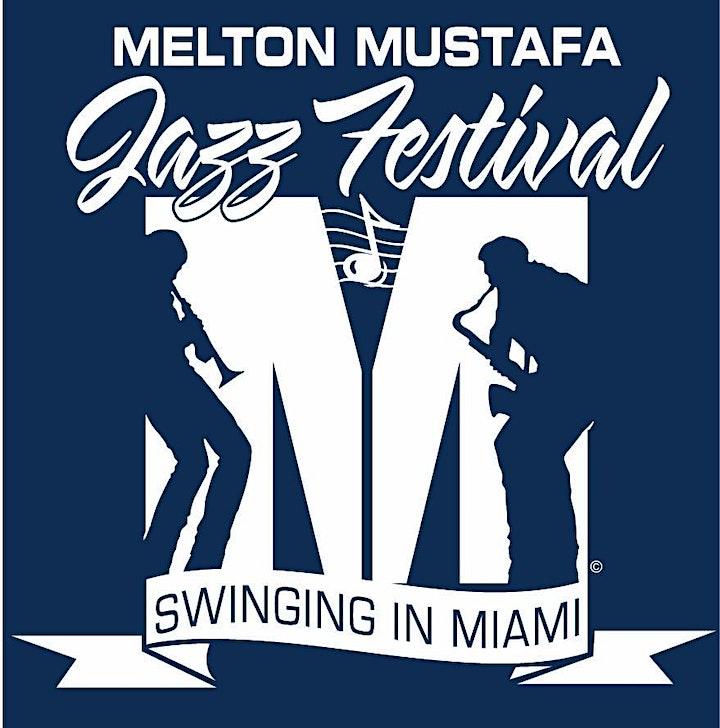 24th ANNUAL MELTON MUSTAFA JAZZ FESTIVAL WEEKEND image