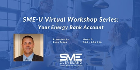SME-U Virtual Workshop Series: Managing Your Energy Bank Account (EBA) tickets