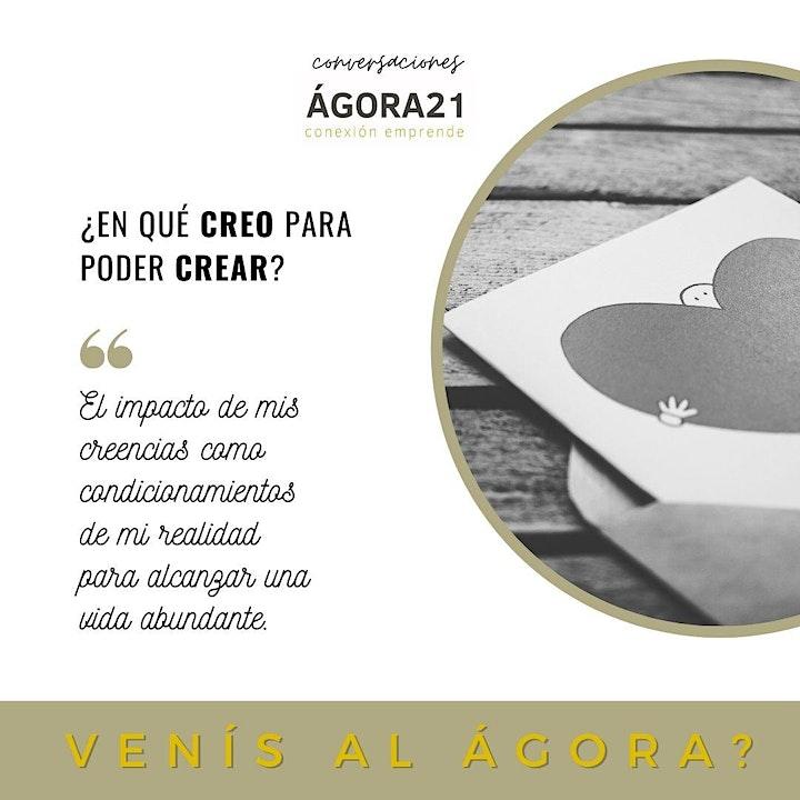 Imagen de PRIMERO FUE EL VERBO - Conversaciones en el Ágora (2 MARZO)