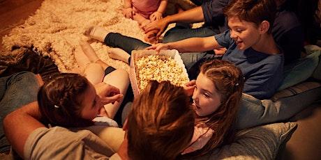 Soirée cinéma à la maison | Movie Night at Home tickets
