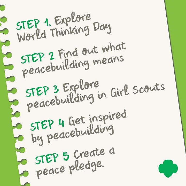 Discover World Thinking Day with Girl Scouts at this FREE Event! image
