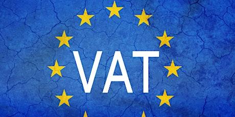 BREXIT VAT Update tickets