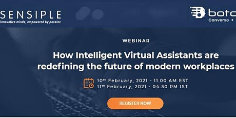 How Intelligent Virtual Assistants redefining future of modern workplaces tickets