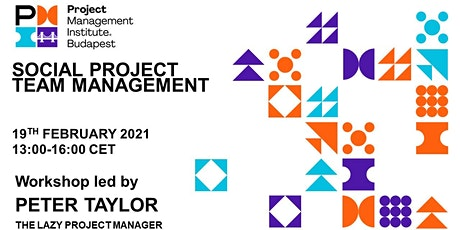 Social Project Team Management tickets