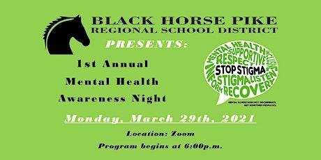 03.29.2021: Mental Health Awareness Night tickets