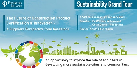 The Future of Construction Product Certification & Innovation tickets
