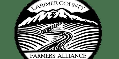 Larimer County Farmers Alliance (LCFA) 2021 Elections tickets