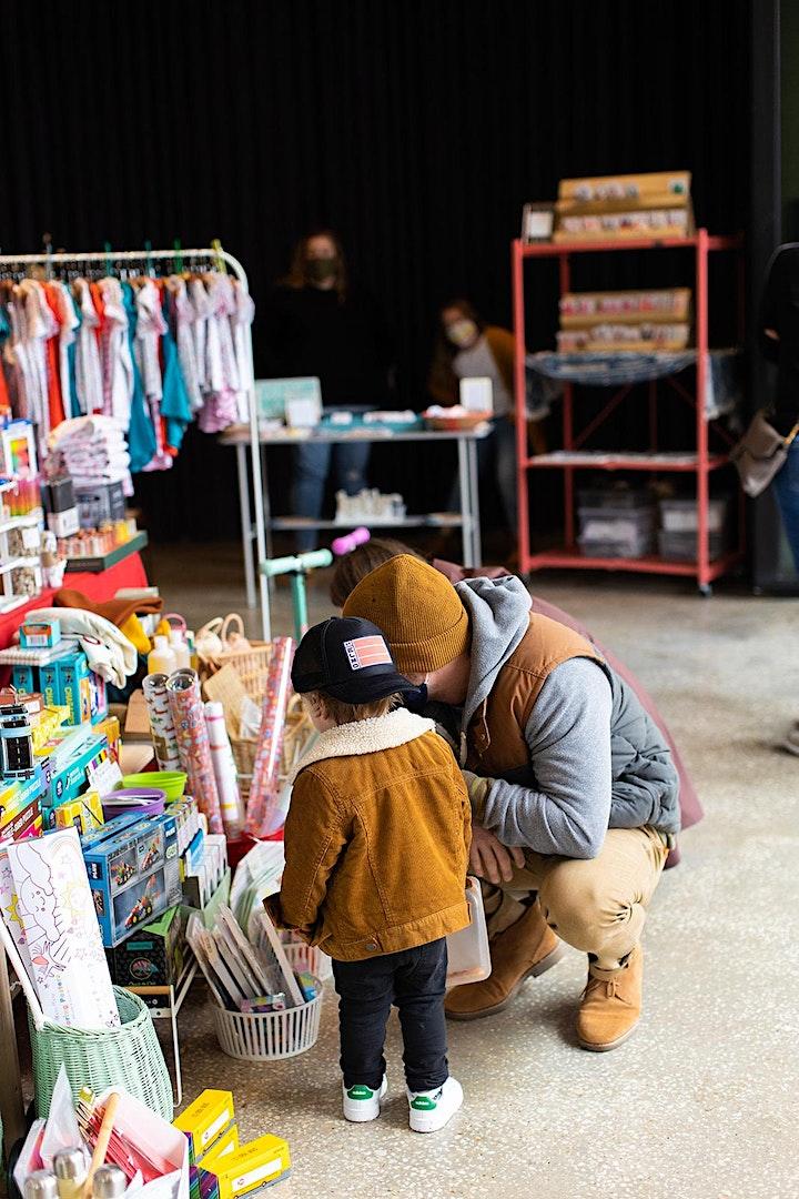 Dallas Holiday Mini Market image