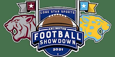 2021 Arlington Football Showdown Press Conference tickets