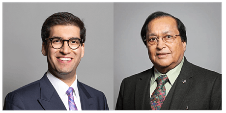 CF India - International Trade Minister Ranil Jayawardena  & Lord Ranger tickets