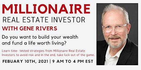 Millionaire Real Estate tickets