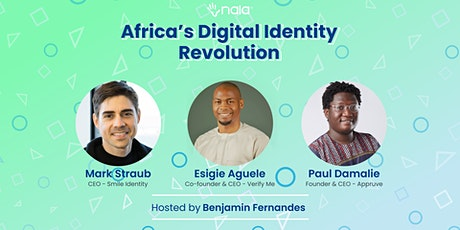 Africa's Digital Identity Revolution tickets