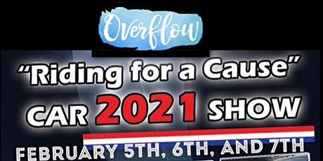 2nd Annual Overflow Ride for a Cause 2021 tickets