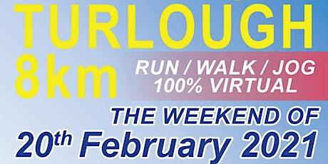 Virtual Turlough 8km Race tickets