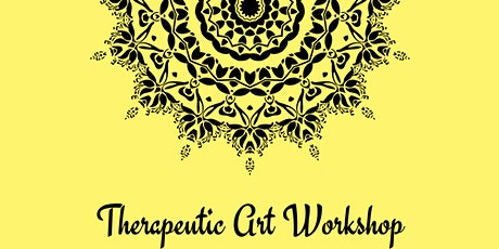 Therapeutic Art Workshop 1 tickets