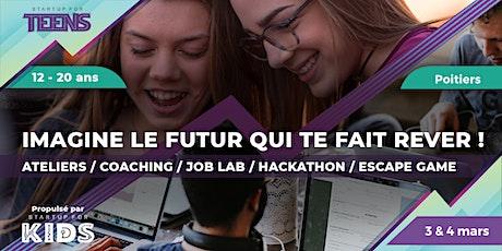 Startup For Teens - Poitiers billets