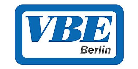Referendariat in der Tasche! Welche Vorteile bietet Dir der VBE Berlin? Tickets