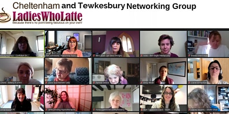 Cheltenham & Tewkesbury Ladies Who Latte Networking tickets