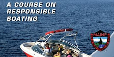 Boating Safety Course - Portland tickets