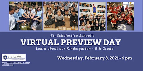 Virtual Preview Day tickets