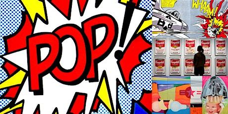 'A History of Pop Art: The Most Modern Art' Webinar tickets