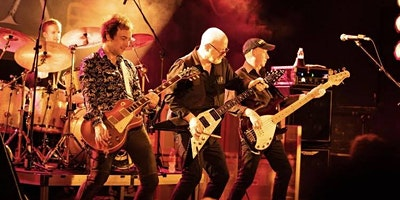 Wishbone Ash – Late To The Party! USA 50th Anniversary Tour