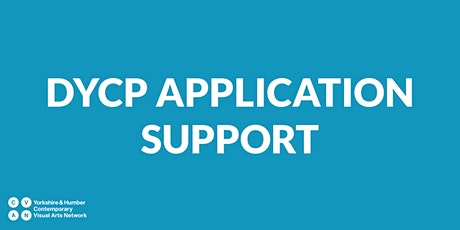 DYCP: Application Support Webinar with Paula Orrell tickets