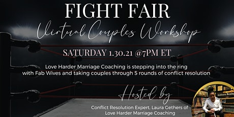 How to Fight Fair with Fab Wives tickets