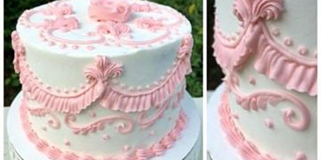Cake Decorating:Perfect Piping at Fran's Cake and Candy Supplies tickets