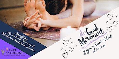 Yoga & Book Club Series tickets
