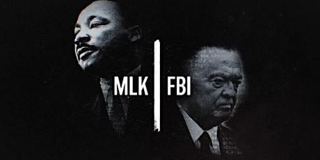 MLK/FBI, By Sam Pollard, 2021 tickets