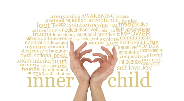 Heal The Inner Child - Heal The Emotional Body image