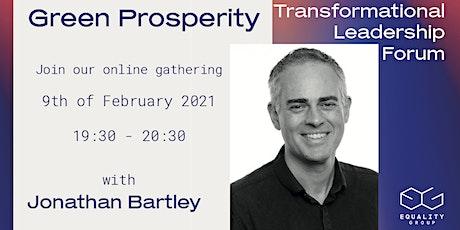 Green Prosperity tickets