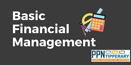 Basic Financial Management Compliance  for Tipperary PPN Members tickets