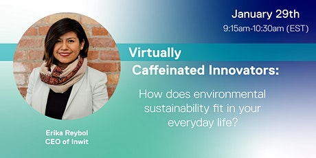 Virtually Caffeinated Innovators tickets