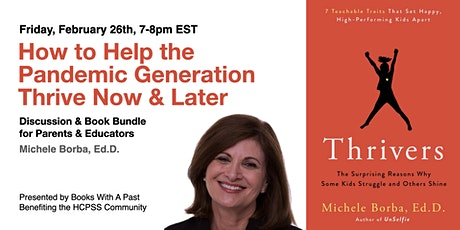 How to Help the Pandemic Generation Thrive Now & Later tickets