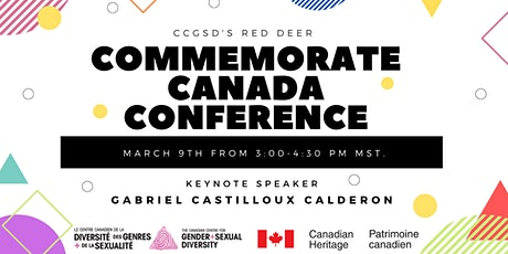 Commemorate Canada Conference - Red Deer, AB tickets